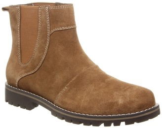 BearPaw Alastair Suede Chelsea Boot
