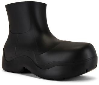 Bottega Veneta Mid Boot in Black | FWRD