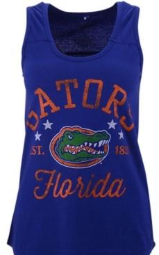 Royce Apparel Inc Women's Florida Gators Jersey Tank