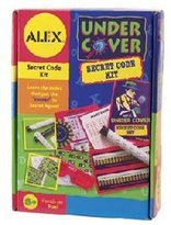 Alex Secret Code Kit