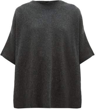 Max Mara Franca Sweater - Womens - Dark Grey