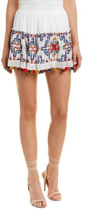MISA Pippa Mini Skirt