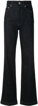 Dolce & Gabbana High-Waisted Flared Jeans