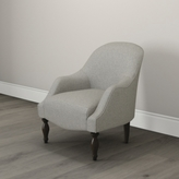 The White Company Belgravia Occasional Tweed Chair
