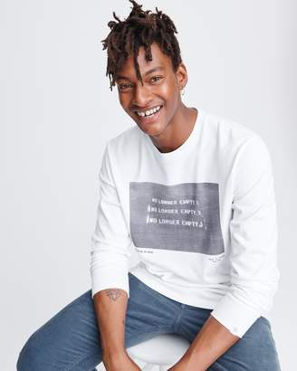 Rag & Bone Empty long sleeve tee