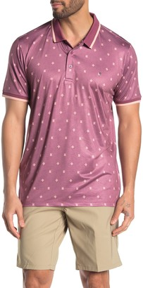 Trunks Surf And Swim Co. Everyday Printed Golf Polo