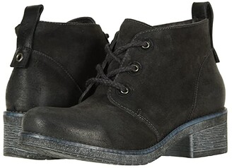 Naot Footwear Love (Oily Midnight Suede/Black Raven Leather) Women's Boots