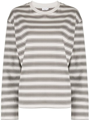 Filippa K Linnett striped T-shirt