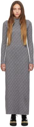 Stella McCartney Grey Monogram Dress