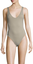Basta Surf Costalitos Reversible String One Piece Swimsuit