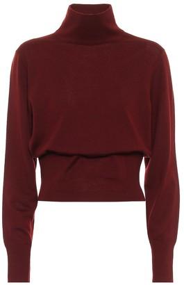 Dries Van Noten Turtleneck wool sweater