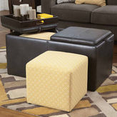 Signature Design by Ashley Hodan Ottoman with Storage Set