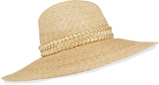 Gigi Burris Millinery Jeanne Hand-Blocked Straw Panama Hat