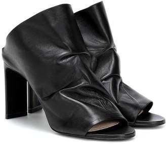 Nicholas Kirkwood D'Arcy 85 leather mules