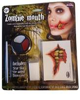 Fun World Costumes Zombie Mouth Makeup Kit