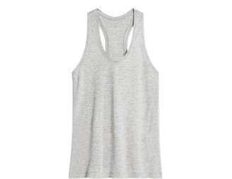 Tory Burch Performance Tissue-Jersey Tank