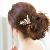 Victoria Millesime Flower Queen Rose Pearl Bridal Hair Pin