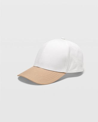 Club Monaco Colorblock Twill Hat