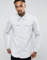 G Star G-Star Arc 3d Denim Shirt