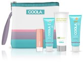 Coola Go Green Not Red! Mineral Travel Set
