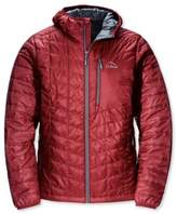 L.L. Bean Men's PrimaLoft Packaway Hooded Jacket