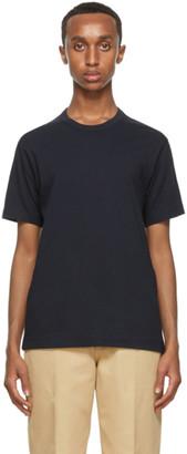 Comme des Garçons Shirt Navy Forever T-Shirt