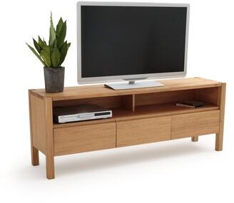 La Redoute La ADELITA Solid Oak TV Unit