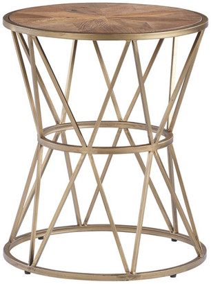 Progressive Furniture SoHo Round End Table