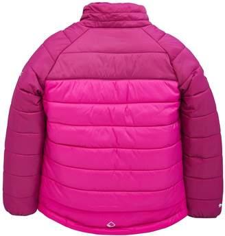Regatta Girls Junior Freezeway Padded Jacket - Pink