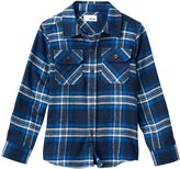 Boys 4-7x SONOMA Goods for LifeTM Plaid Button-Down Flannel Shirt