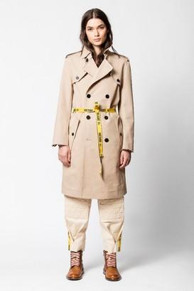 Zadig & Voltaire Mia Coat
