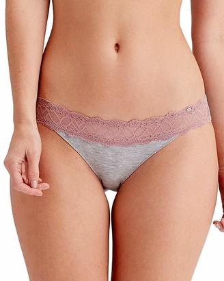 Pretty Polly Women's Casual Comfortable Bikini Style Briefs