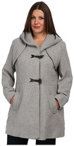 Jessica Simpson Plus Size JOFWH025 Coat