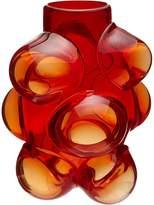 Caleb Siemon Cumulo Barrel Vase