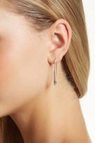 Botkier Long Paper Clip Earrings