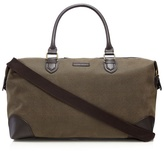 J By Jasper Conran Brown Textured Holdall Bag