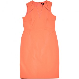 Raoul Pink Cotton Dress for Women