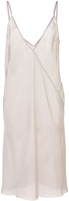 Rick Owens Camisole Mini Dress