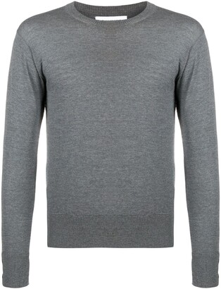 Thom Browne Merino wool crew-neck pullover