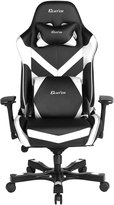 Clutch Chairz Throttle Series Charlie THC99BW Gaming Chair