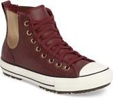 Converse Chuck Taylor ® All Star ® Faux Fur Chelsea Sneaker (Women)