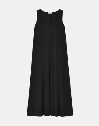 Lafayette 148 New York Plus-Size Luna Dress In Midweight Matte Jersey