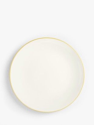 House by John Lewis Stoneware Side Plates, Set of 4, 20cm