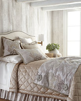 Ann Gish Queen Big Diamond Coverlet