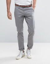 Esprit Slim Fit Chino With Belt