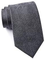 Kenneth Cole Reaction Modern Medallion Silk Tie