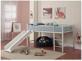 DHP Junior Twin Low Loft Bed