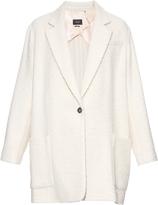 Isabel Marant Fany oversized alpaca coat