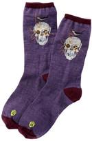 Smartwool Charley Harper Wrented Desert Purple Socks