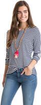 Vineyard Vines Long-Sleeve Stripe Knit Top